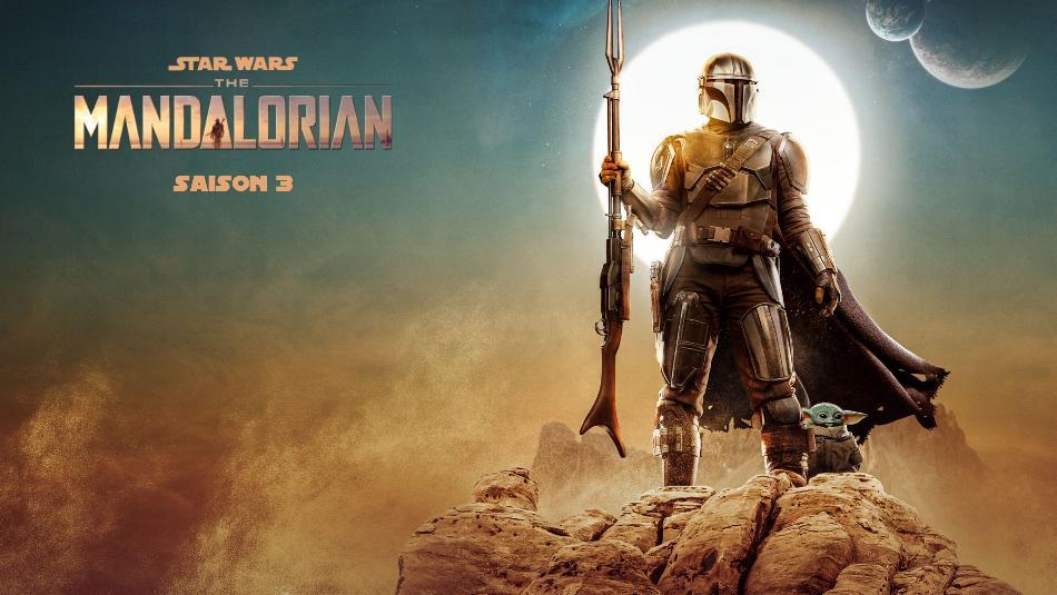 Star Wars The Mandalorian - Les NOUVELLES de la saison 3 Scale10