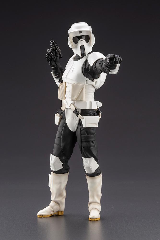 Scout Trooper ARTFX+ Star Wars Return Of The Jedi  Kotobukia Scout_10