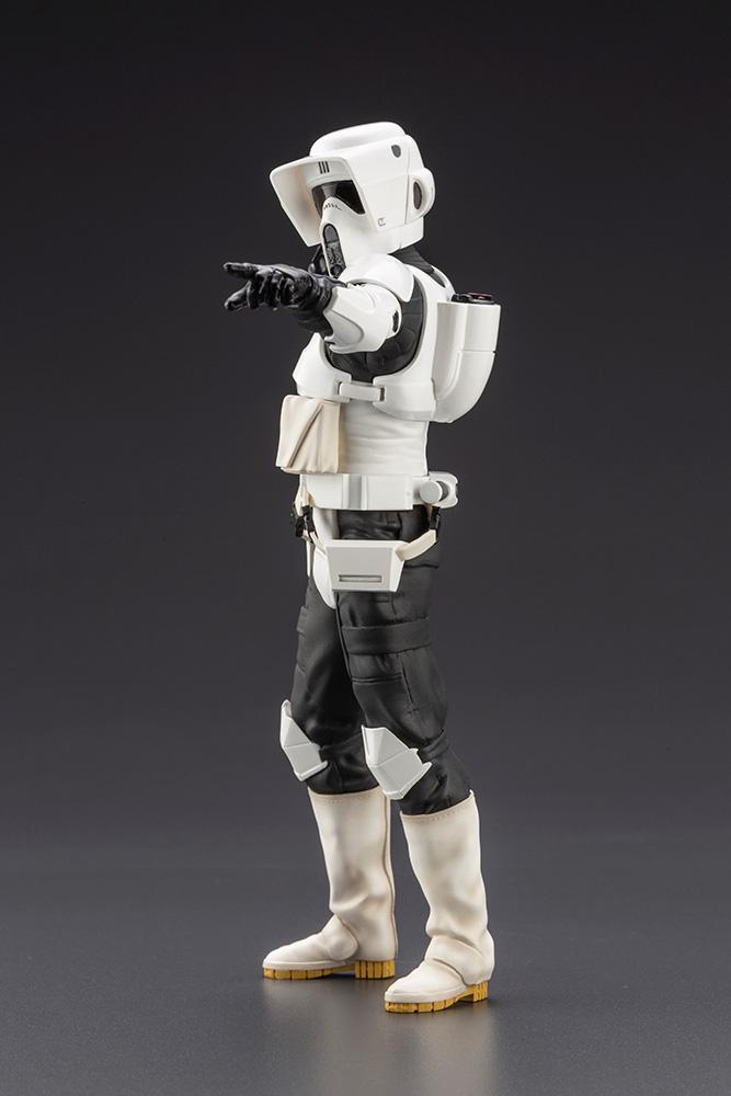 Scout Trooper ARTFX+ Star Wars Return Of The Jedi  Kotobukia Scout_11