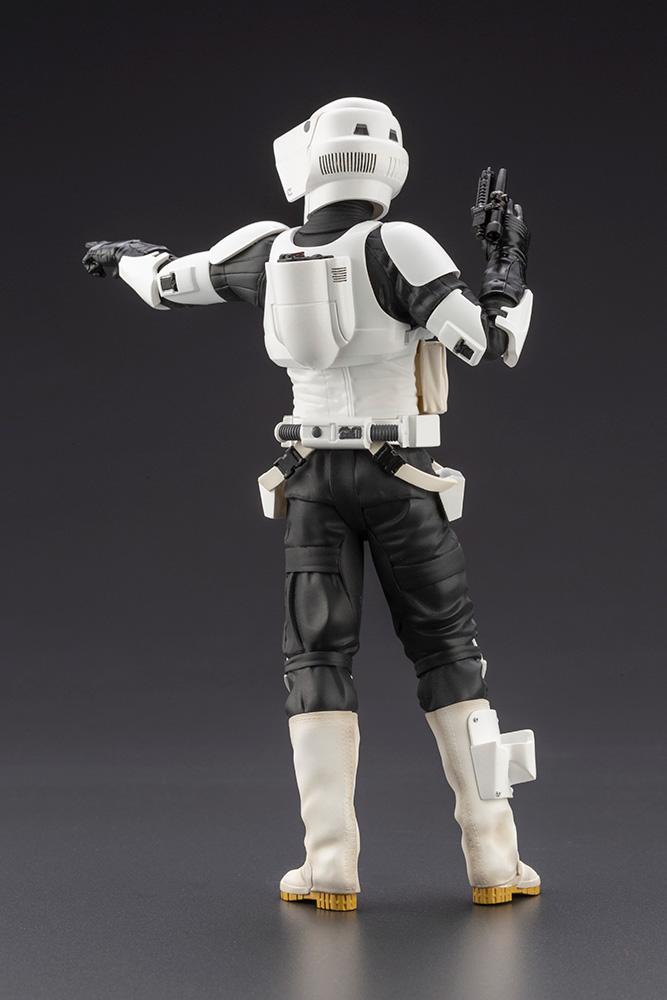 Scout Trooper ARTFX+ Star Wars Return Of The Jedi  Kotobukia Scout_12