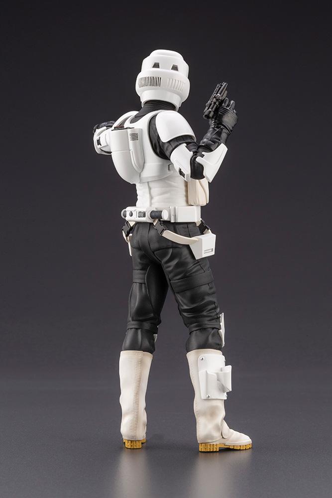 Scout Trooper ARTFX+ Star Wars Return Of The Jedi  Kotobukia Scout_13