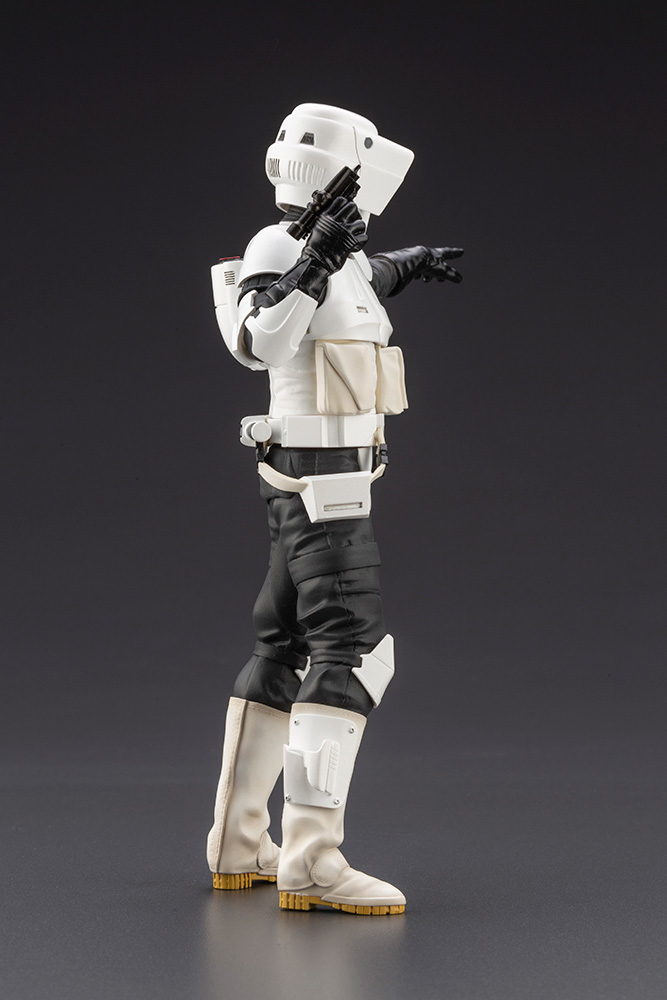 Scout Trooper ARTFX+ Star Wars Return Of The Jedi  Kotobukia Scout_14