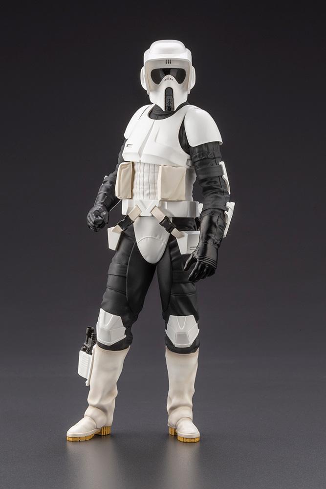 Scout Trooper ARTFX+ Star Wars Return Of The Jedi  Kotobukia Scout_20