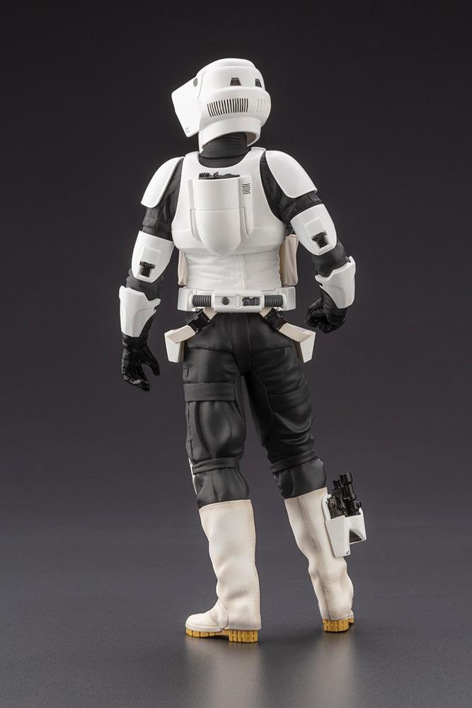 Scout Trooper ARTFX+ Star Wars Return Of The Jedi  Kotobukia Scout_22