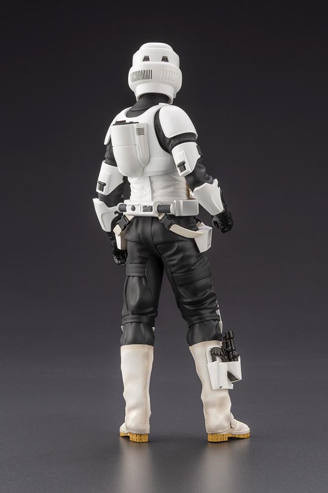 Scout Trooper ARTFX+ Star Wars Return Of The Jedi  Kotobukia Scout_23