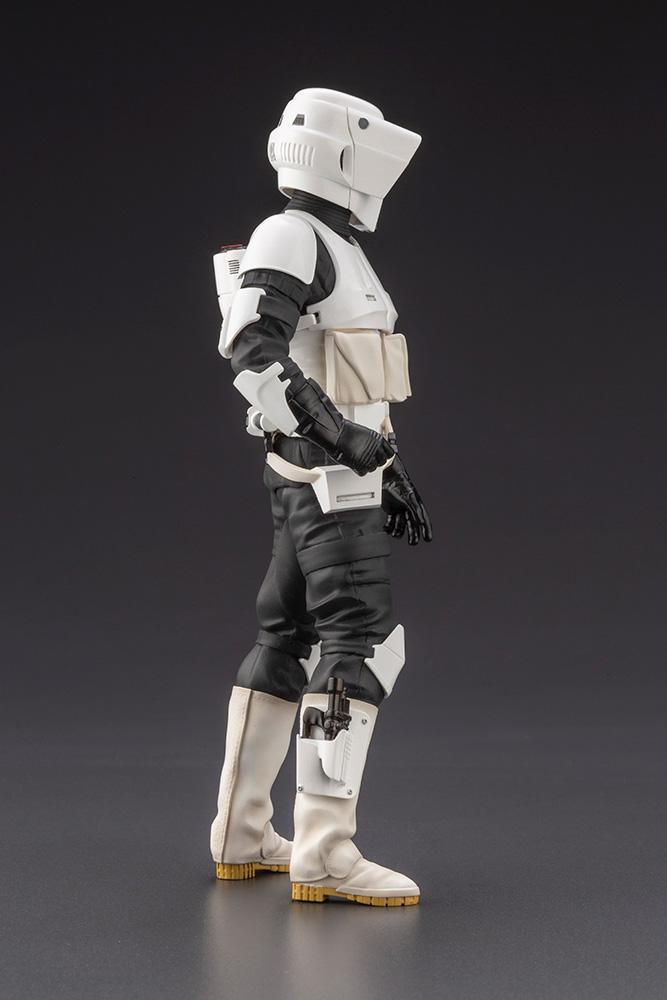 Scout Trooper ARTFX+ Star Wars Return Of The Jedi  Kotobukia Scout_24