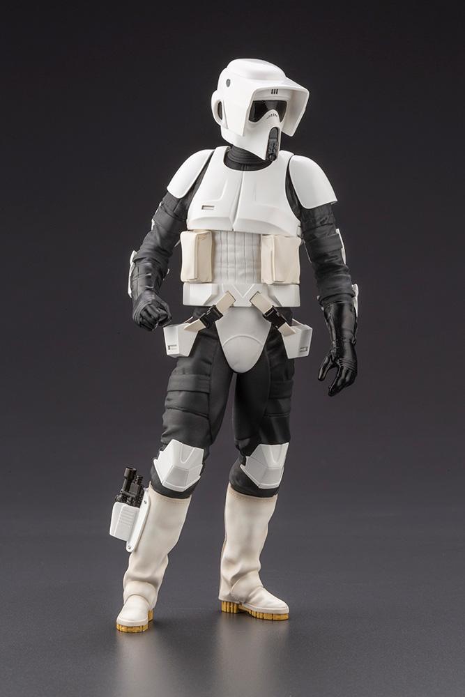 Scout Trooper ARTFX+ Star Wars Return Of The Jedi  Kotobukia Scout_25