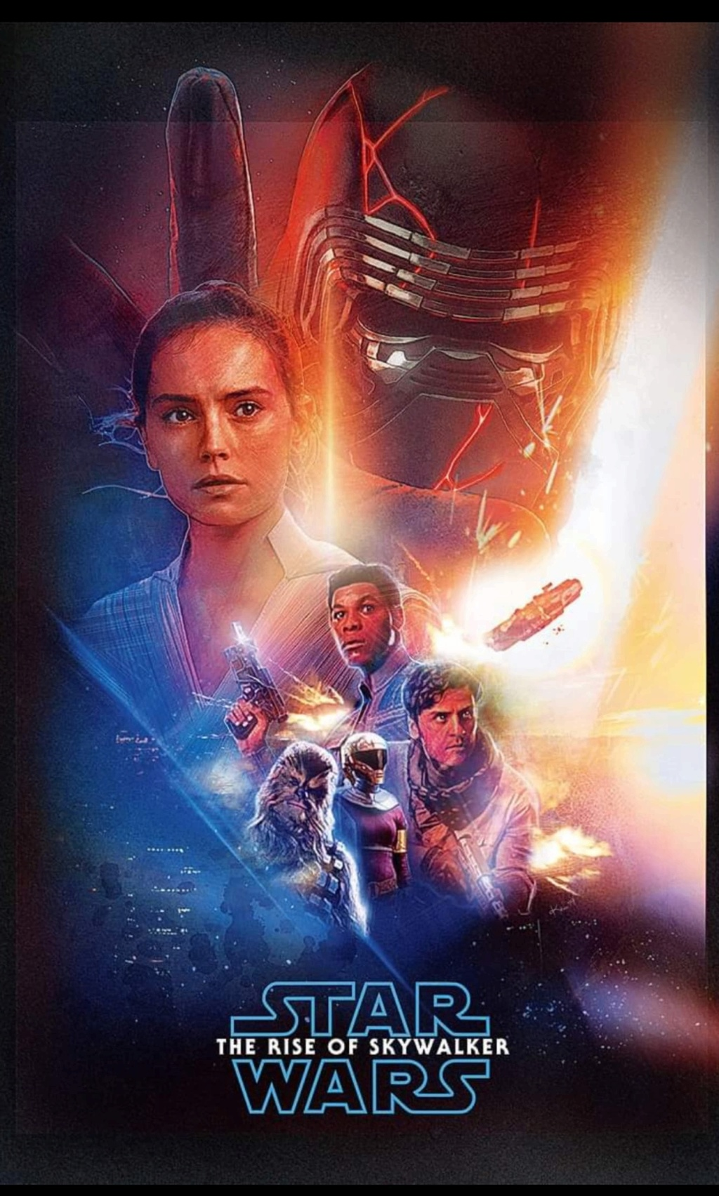 9 - Teaser Trailer Poster Video FanMade Star Wars 9 Screen14