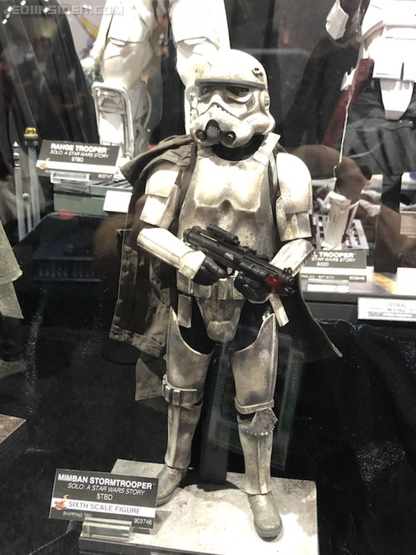 Hot Toys Star Wars - Mimban Stormtrooper Sixth Scale Figure Sdcc2013