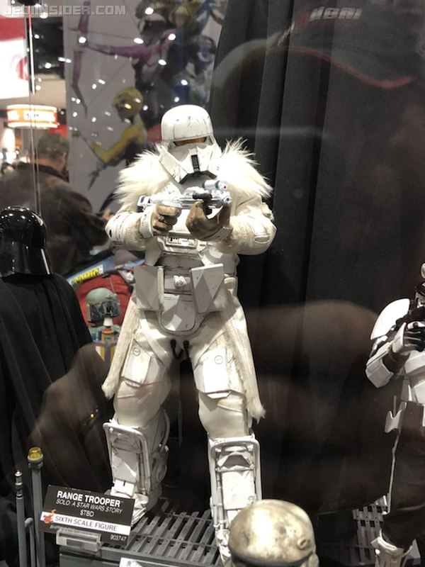 Hot Toys - Star Wars Range Trooper Sixth Scale Figure Sdcc2014