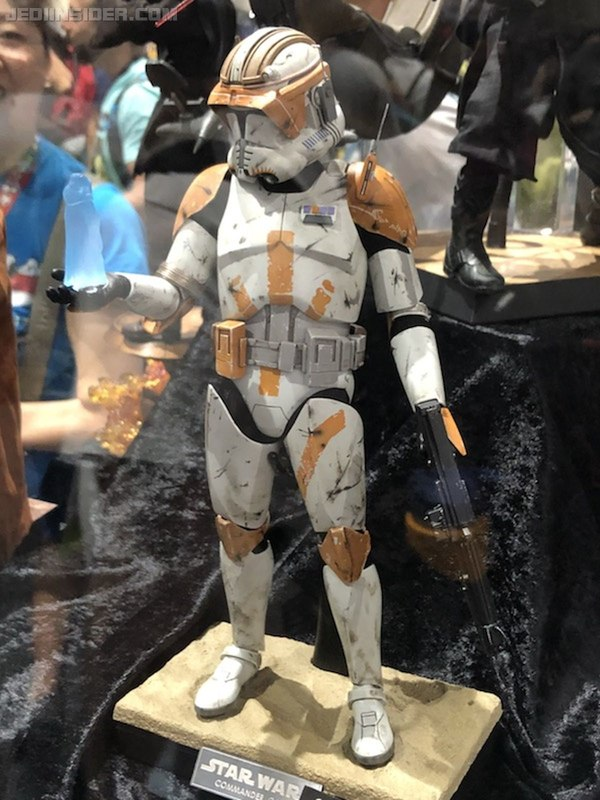 Hot Toys Star Wars - Commander Cody Sixth Scale Figure Sdcc2015