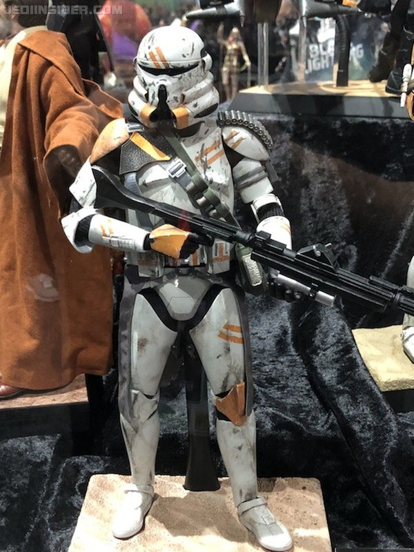 Hot Toys Star Wars - Airborne Trooper Sixth Scale Figure Sdcc2016