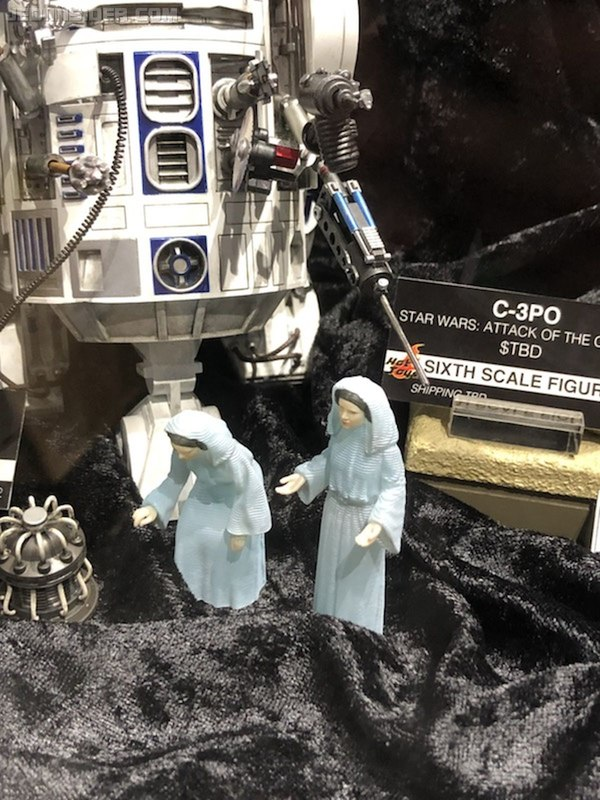 Hot Toys Star Wars - R2-D2 (ROTJ) Sixth Scale Figure Sdcc2018