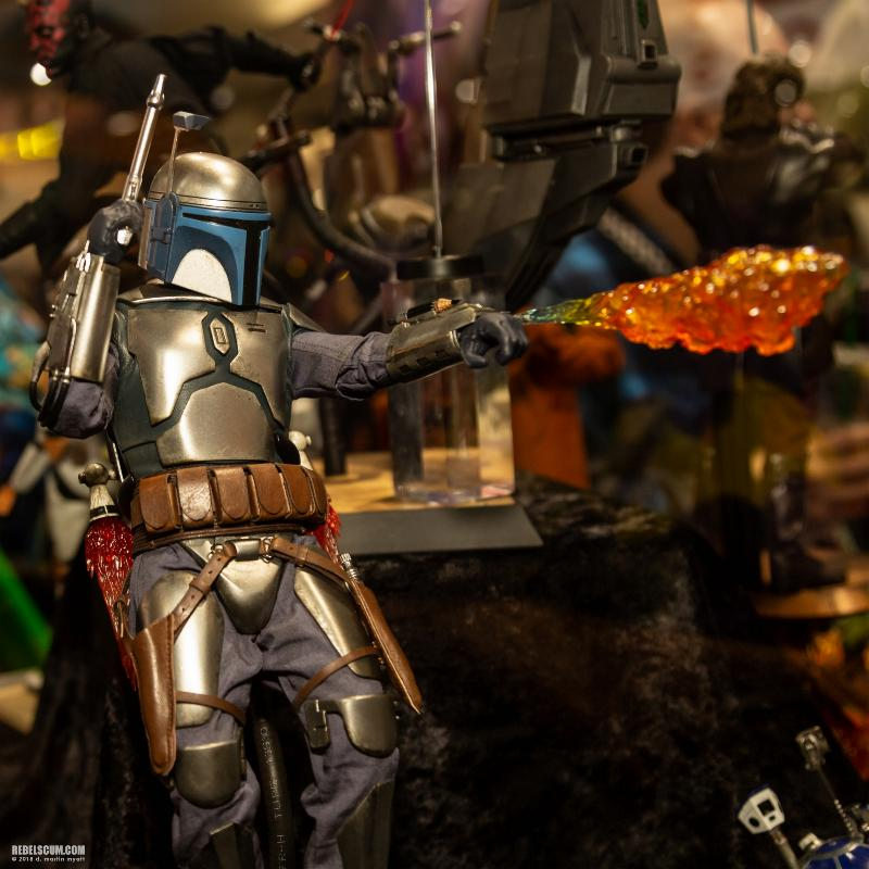 Hot Toys Star Wars - Jango Fett Sixth Scale Figure Sdcc2022