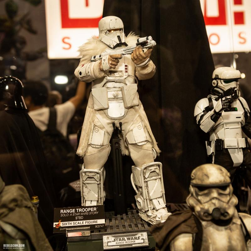 Hot Toys - Star Wars Range Trooper Sixth Scale Figure Sdcc2023
