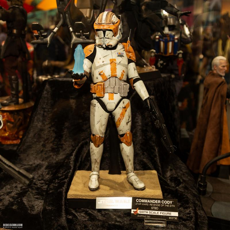 Hot Toys Star Wars - Commander Cody Sixth Scale Figure Sdcc2032