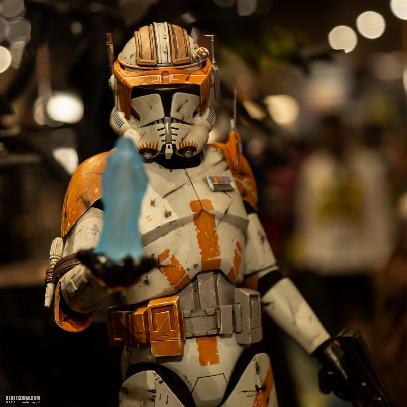 Hot Toys Star Wars - Commander Cody Sixth Scale Figure Sdcc2033