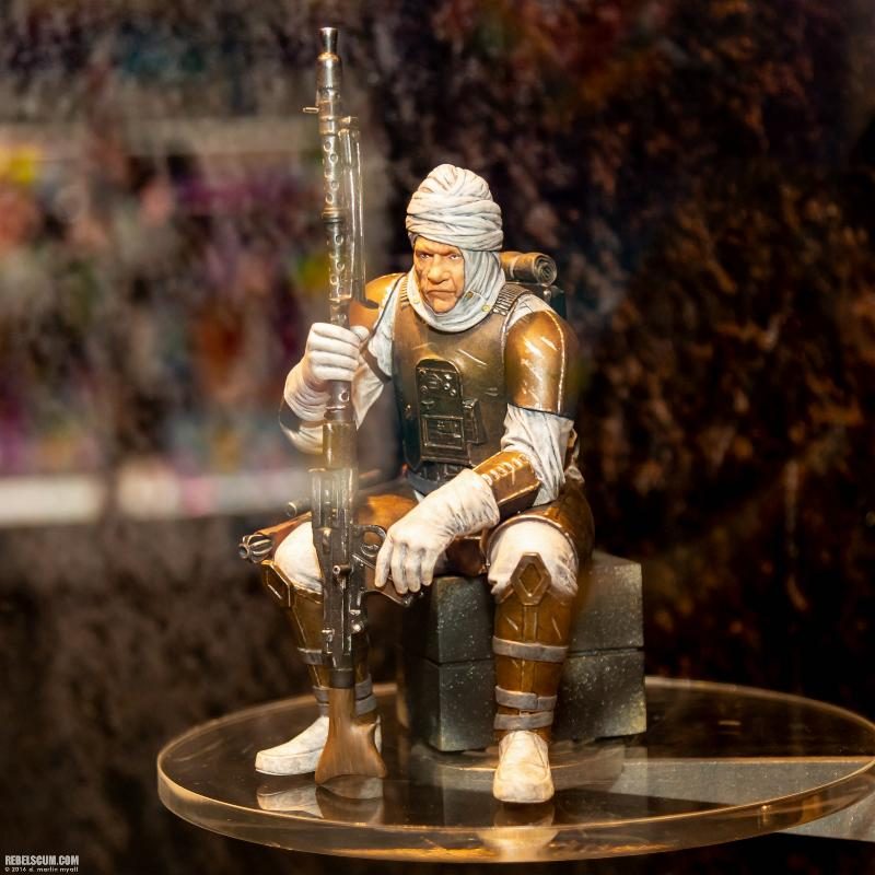 Gentle Giant - Dengar Collector's Gallery statue Sdcc2045