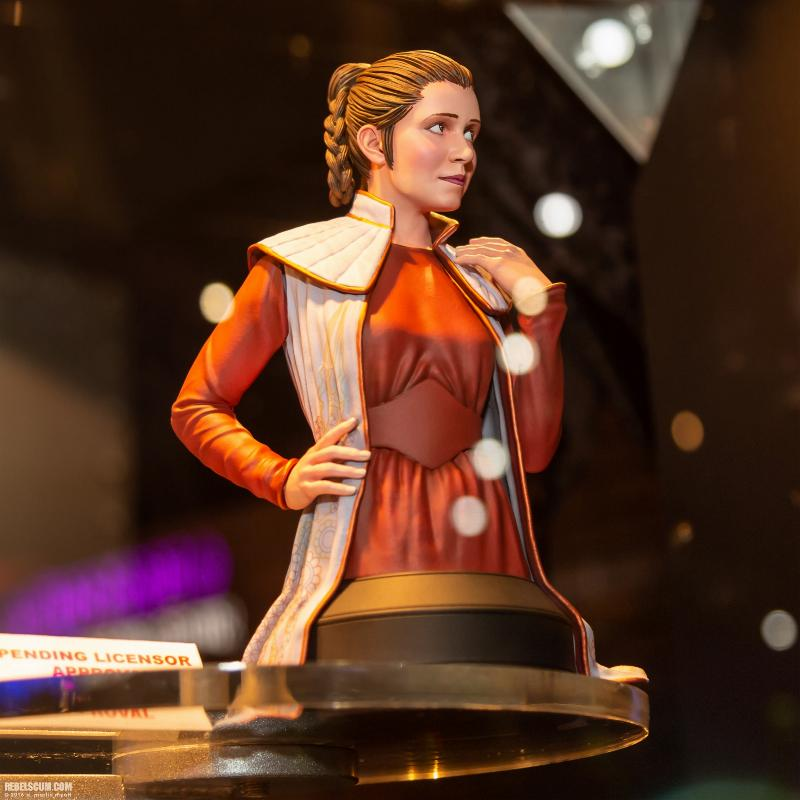 Gentle Giant - Star Wars Princess Leia Bespin mini bust Sdcc2055