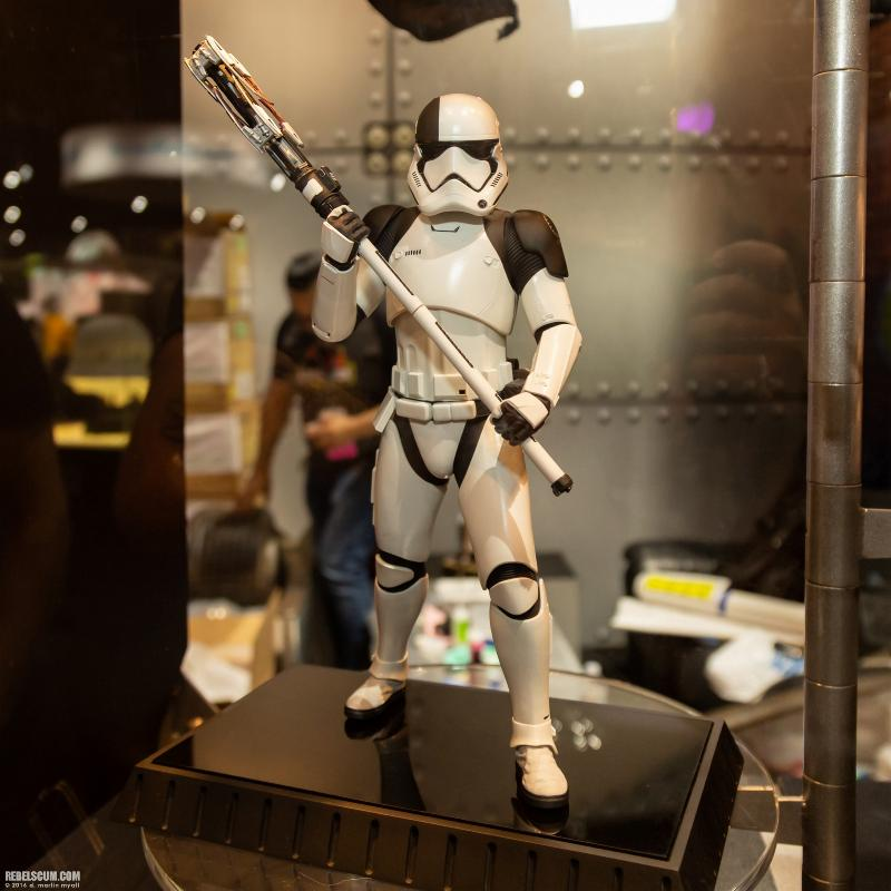 Gentle Giant - First Order Executioner 1/6th scale statue Sdcc2058