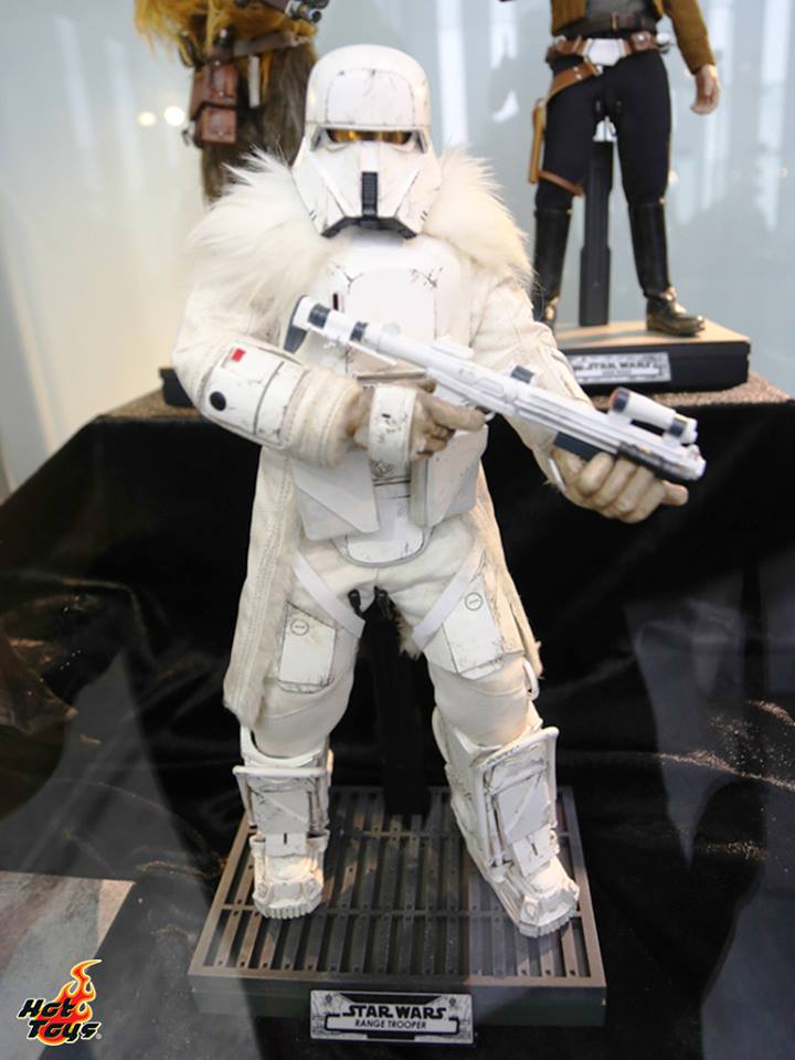 Hot Toys - Star Wars Range Trooper Sixth Scale Figure Sdcc2069