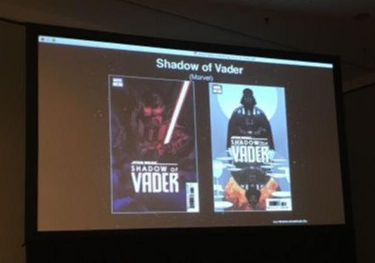 MARVEL - Shadow of Darth Vader Shadow10