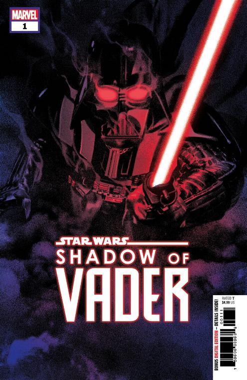 MARVEL - Shadow of Darth Vader Shadow11