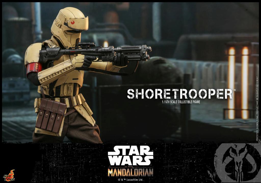 Shoretrooper 1/6 Collectible Figure The Mandalorian Hot Toys Shoret11