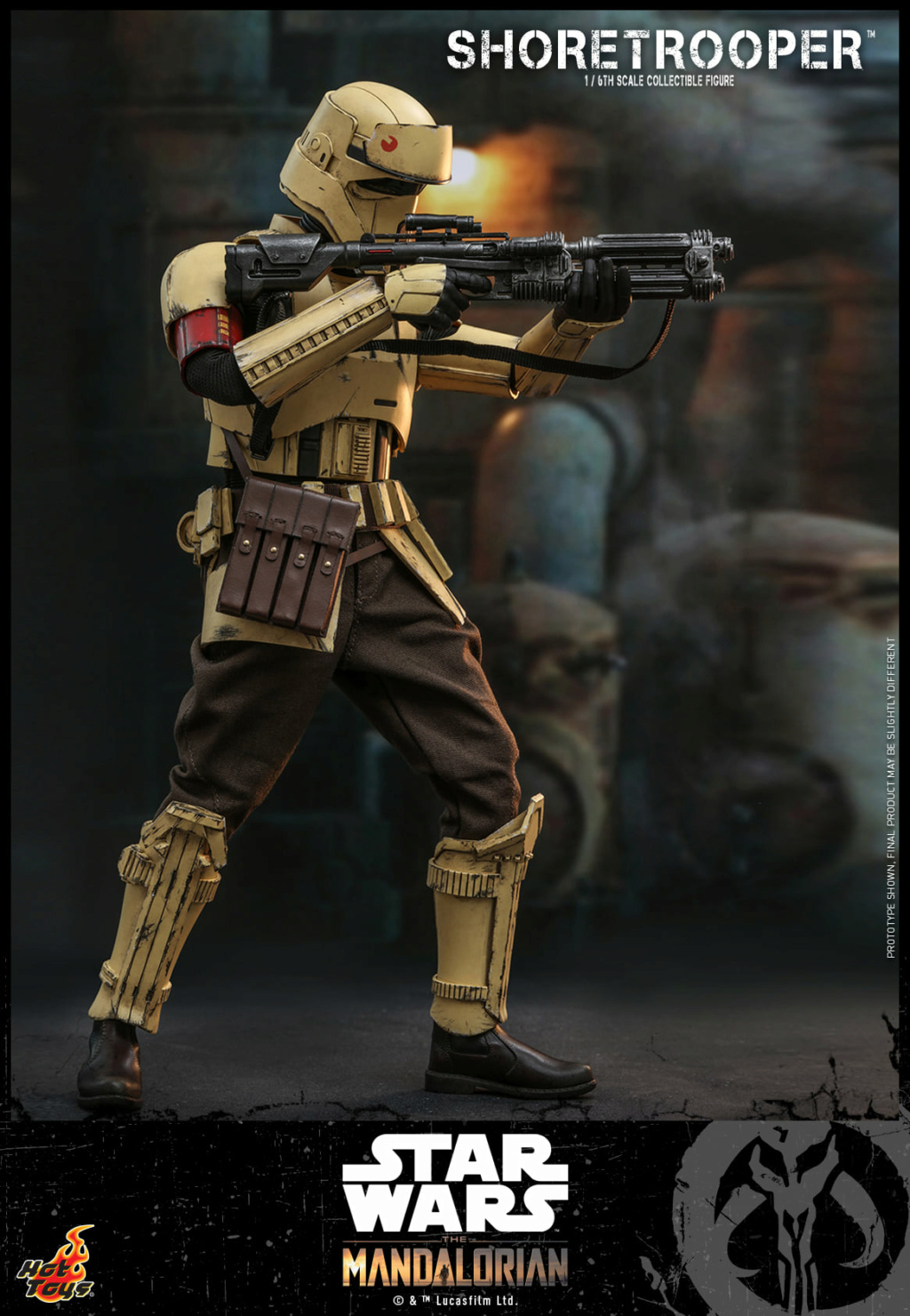Shoretrooper 1/6 Collectible Figure The Mandalorian Hot Toys Shoret13