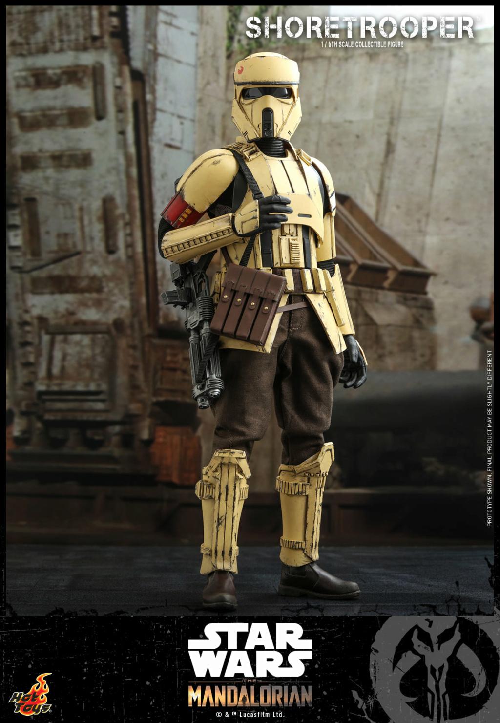 Shoretrooper 1/6 Collectible Figure The Mandalorian Hot Toys Shoret15