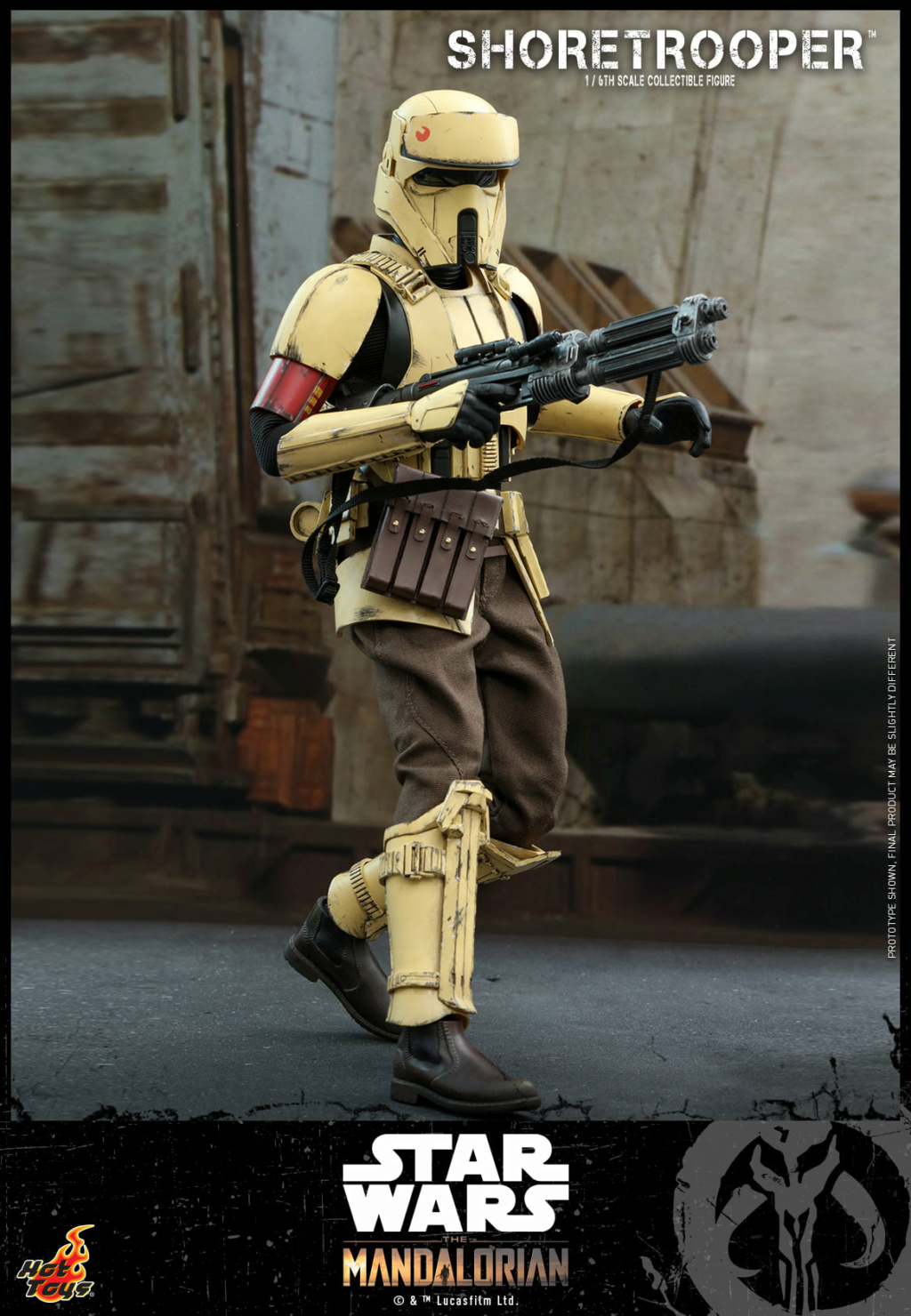 Shoretrooper 1/6 Collectible Figure The Mandalorian Hot Toys Shoret16