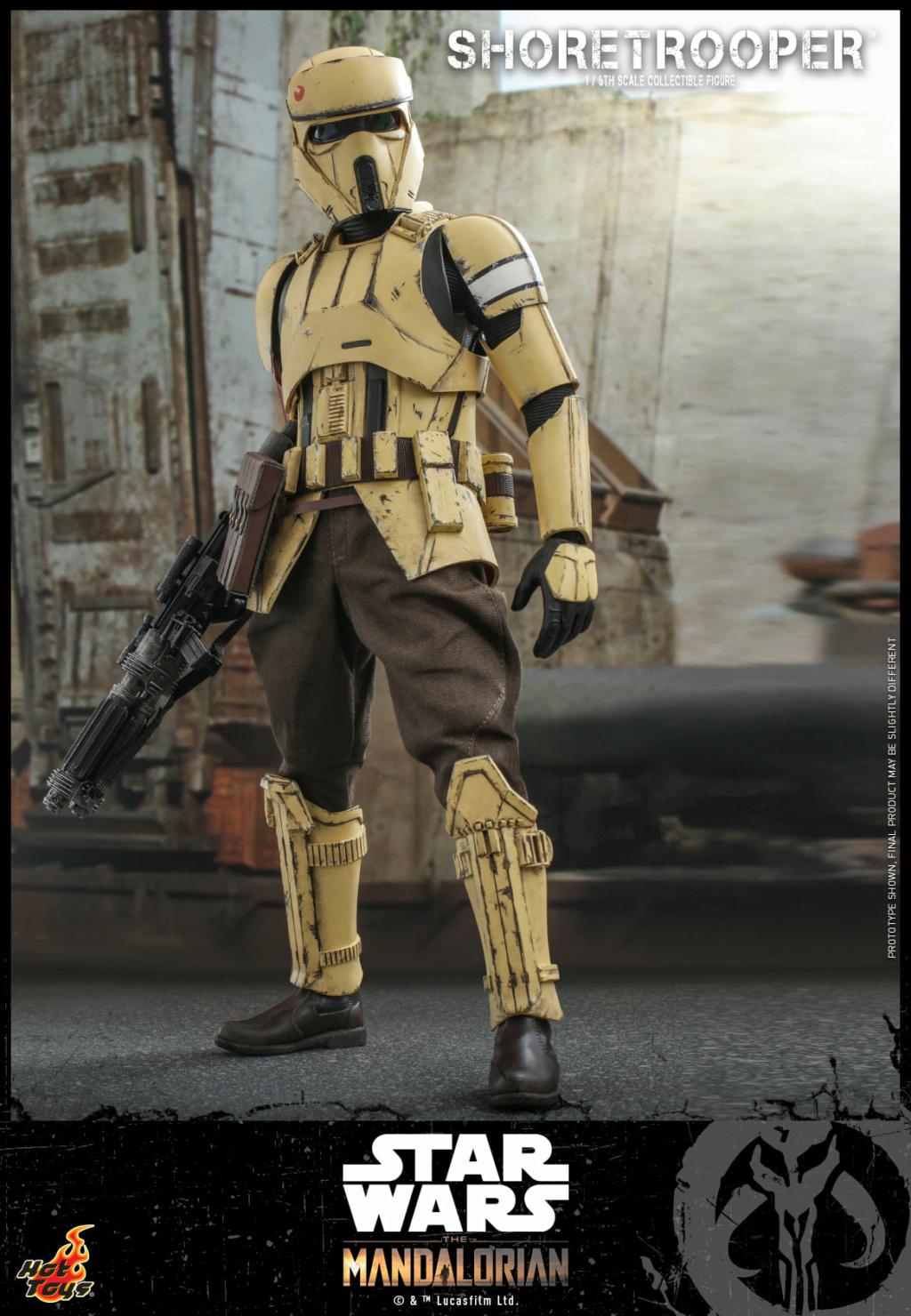 Shoretrooper 1/6 Collectible Figure The Mandalorian Hot Toys Shoret17