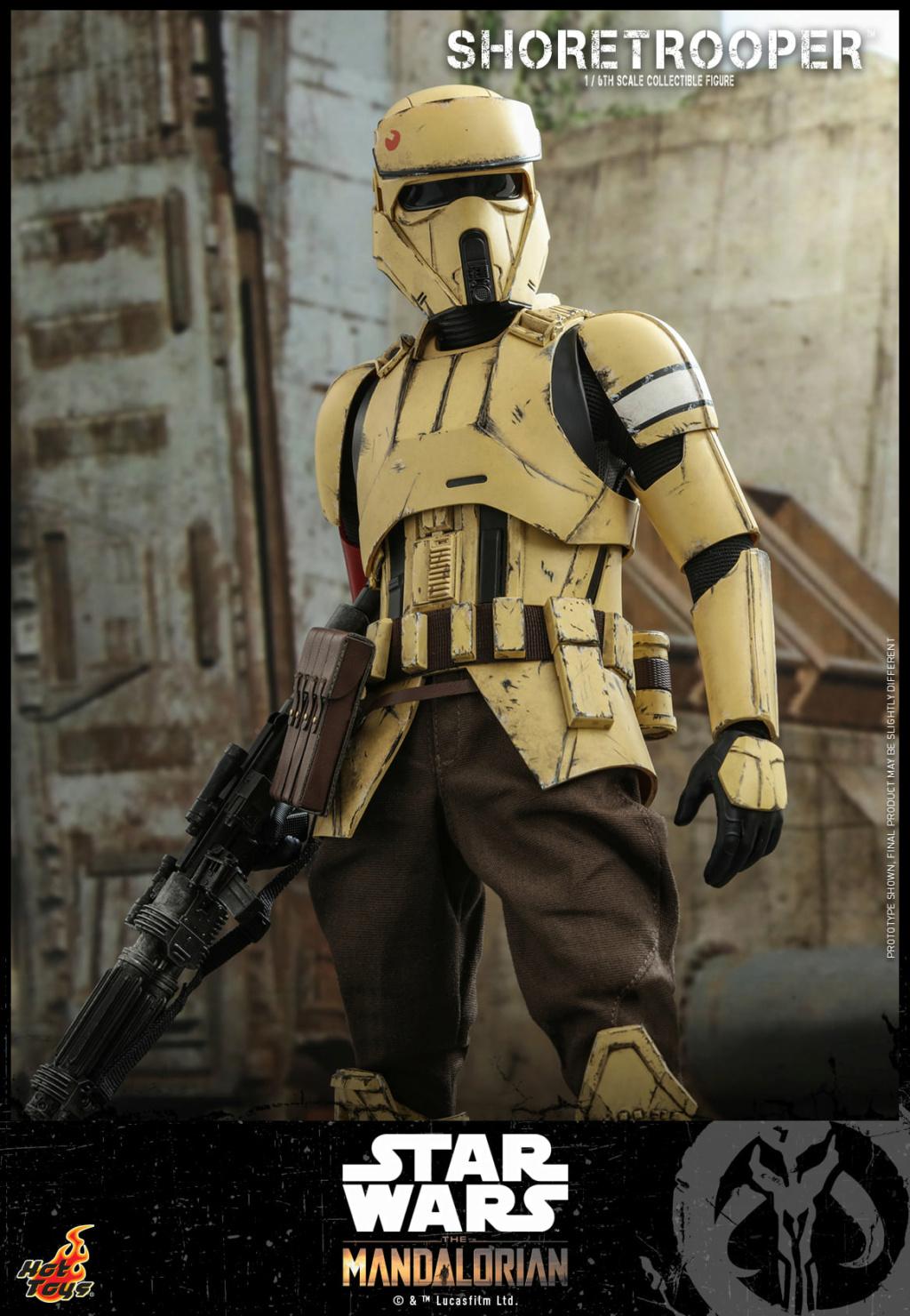 Shoretrooper 1/6 Collectible Figure The Mandalorian Hot Toys Shoret20