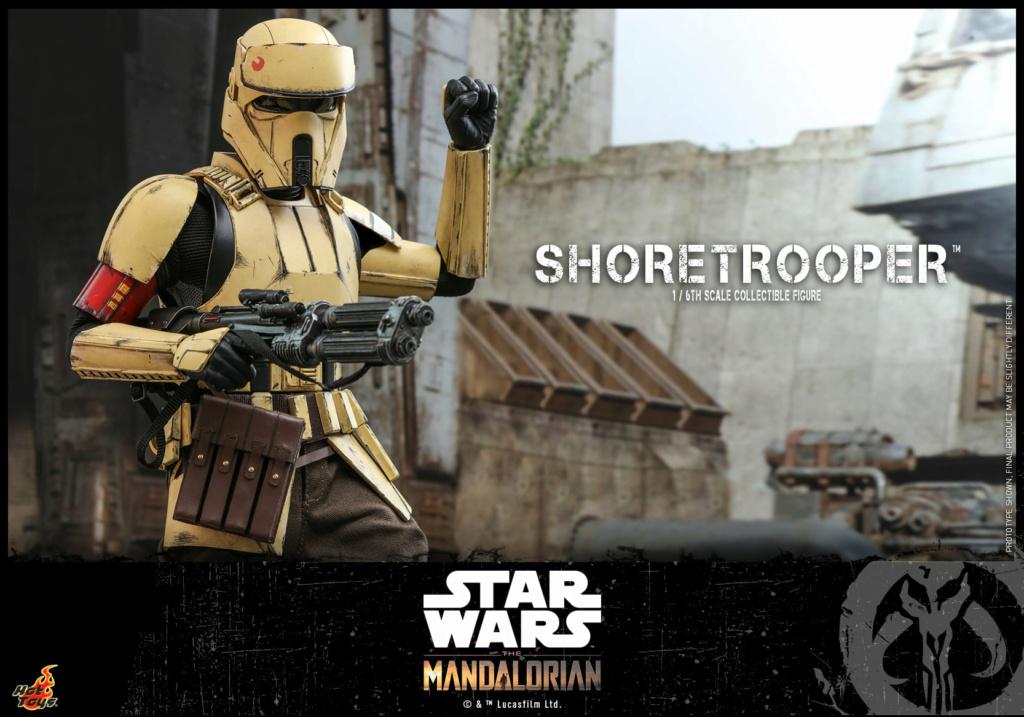 Shoretrooper 1/6 Collectible Figure The Mandalorian Hot Toys Shoret24