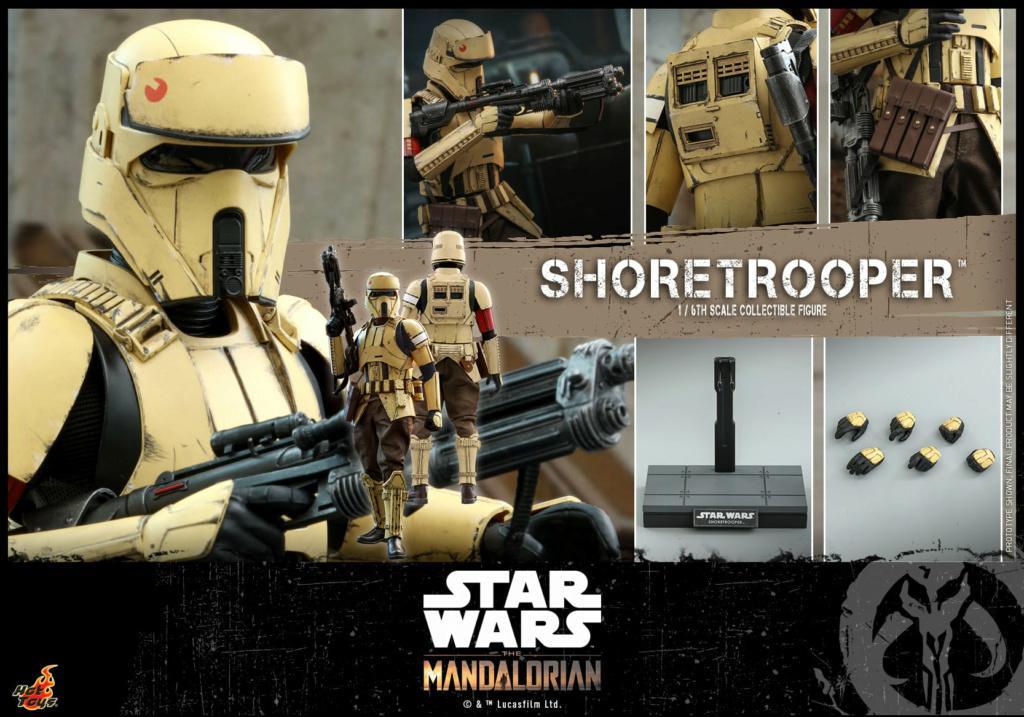 Shoretrooper 1/6 Collectible Figure The Mandalorian Hot Toys Shoret25