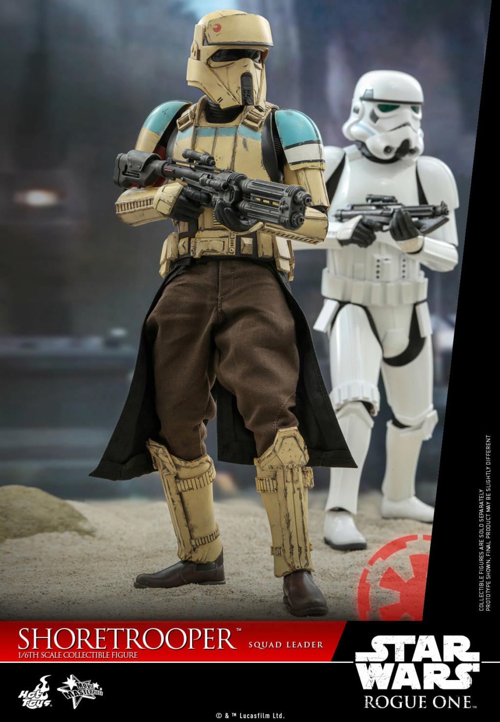 Shoretrooper Squad Leader Collectible Figure - 1/6  Hot Toys Shoret31