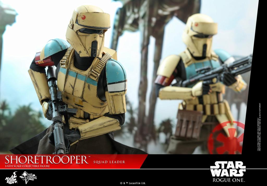 Shoretrooper Squad Leader Collectible Figure - 1/6  Hot Toys Shoret36