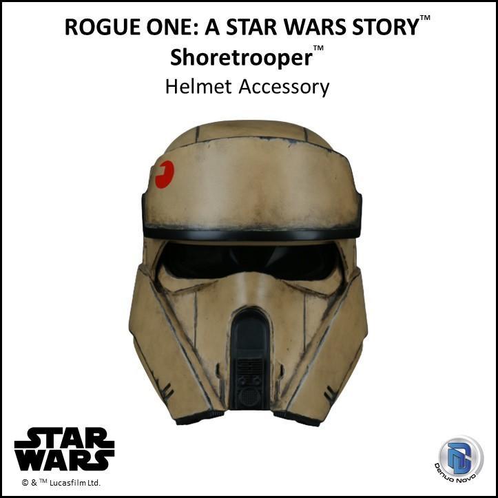 DENUO NOVO STAR WARS - Shoretrooper Helmet Shoret40