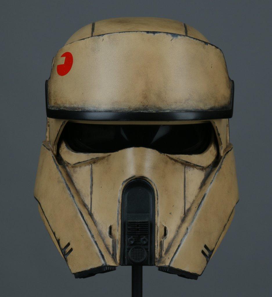 DENUO NOVO STAR WARS - Shoretrooper Helmet Shoret41