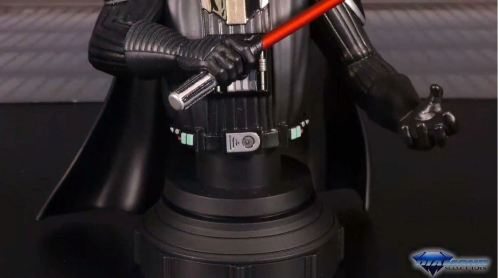 Darth Vader Animated Mini Bust SWRebels - Gentle Giant / DST Showca35