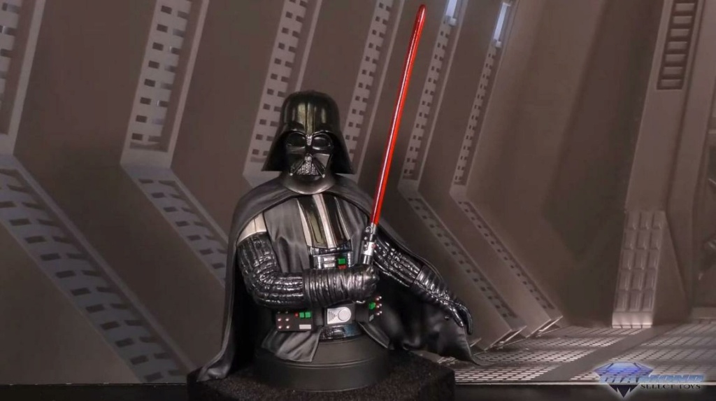 Darth Vader - A New Hope Mini Bust - Gentle Giant/DST Showca38