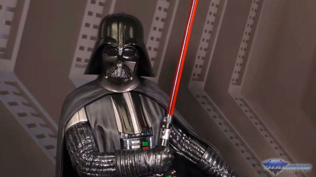 Darth Vader - A New Hope Mini Bust - Gentle Giant/DST Showca39
