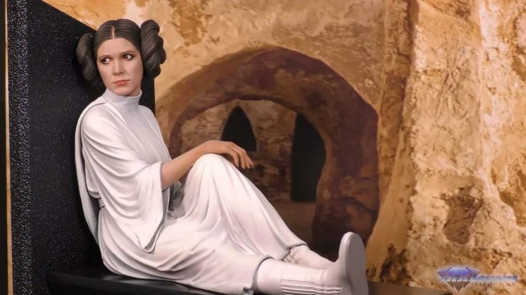 Leia Organa Milestone Statue - Star Wars: A New Hope G Giant Showca46