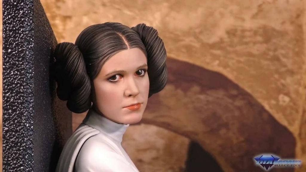Leia Organa Milestone Statue - Star Wars: A New Hope G Giant Showca47