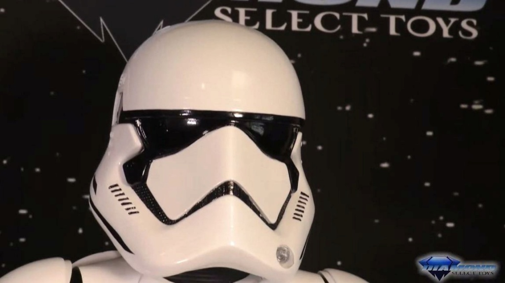 Stormtrooper Ep9 Legends 3D - 1:2 Bust - Gentle Giant / DST Showca64