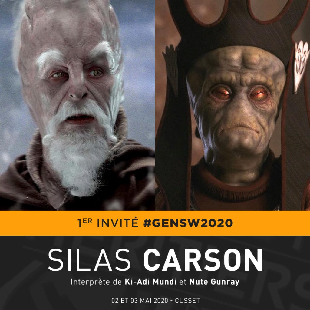 Générations Star Wars et SF 22 - 2 et 3 mai 2020 Silas_10
