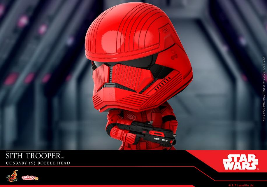 Star Wars The Rise of Skywalker - Cosbaby Bobble-Head  Sith10