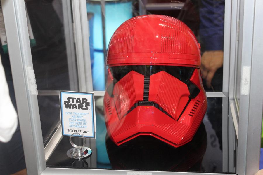 ANOVOS STAR WARS - Sith trooper Helmet Sith_010