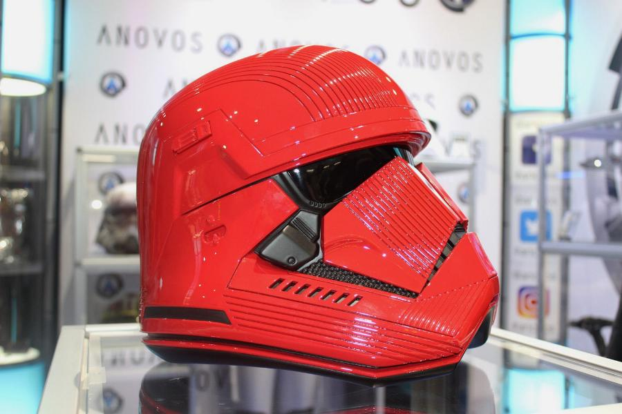 ANOVOS STAR WARS - Sith trooper Helmet Sith_013