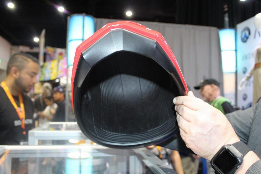ANOVOS STAR WARS - Sith trooper Helmet Sith_014